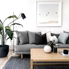 Living Room Inspo ✨ Loving this space! Styled by thehiredhome Living Room Inspo ✨ Loving this space! Styled by thehiredhome Living Room Images, Living Room Mirrors, Living Room Grey, Interior Design Living Room, Living Room Designs, Living Room Decor, Home Decor Baskets, Architectural Digest, Living Room Inspiration
