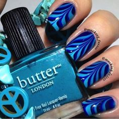 Absolutely gorgeous nails!