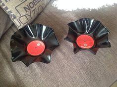 LP plate skåler :-)