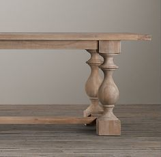17th C. Monastery Dining Tables | All Rectangular Tables | Restoration Hardware