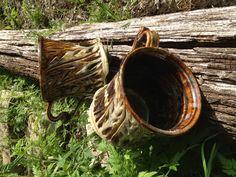 6 glaze cups- cone 10
