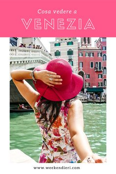 Cosa vedere a Venezia in così poco tempo? In un weekend a Venezia è possibile visitare tantissimi luoghi famosi e non, godendosi una delle città più belle nel panorama italiano.  #cosavedereavenezia #veneziaitalia #cittàpiùbelle #weekendavenezia @iweekendieri