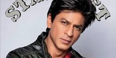 King khan with his cute dimple and HOT look