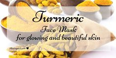 Creams to Remove Face Stains - Turmeric face mask is the ultimate herb for your beautiful skin. Lets have a look on homemade turmeric face mask and their golden benefits on skin. - Homemade creams to remove face stains Face Mask For Pores, Acne Face Mask, Diy Face Mask, Turmeric Face Mask, Turmeric Facial, Pore Mask, Face Cream For Wrinkles, Face Creams, Natural Kitchen