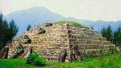 Chinese Pyramids of Xian – Xianyang, China - Atlas Obscura