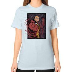 Hero for fun Unisex T-Shirt (on woman)