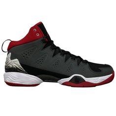 Jordan Melo M10 Basketball Shoe - Black/White/Anthracite/Gym Red