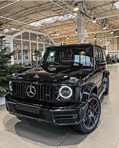 Mercedes G Wagon, Mercedes Benz G Class, Mercedes Benz Cars, New Luxury Cars, Mercedez Benz, Suv Trucks, Exotic Sports Cars, Jeep Cars, Dream Cars