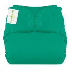All in one: bumGenius - One Size Organic Cotton Diapers | Diaper Junction