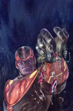 Infinity #1 - Julian Totino Tedesco