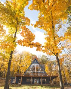 Are A-frame Cabin Kits Worth it? A Frame Cabin, A Frame House, Cabana, Destinations, Cabin Kits, Cabins And Cottages, Cabin Homes, Cabins In The Woods, Rustic Design
