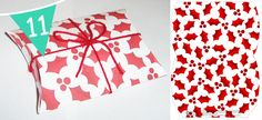 Image result for christmas print boxes