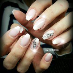 #nail #nails #lovenails #naildesign #nailart #bling #fireworks #nailartist #sparkels #bignails #nailaddict #usa #australia #newyork #florida #world #picoftheday #follow #instapic #instagood #instalike #instagram #scra2ch #nailporn #nailprodigy #love #ballerinenails #photo #nudenails #nice by ongles_n_joy
