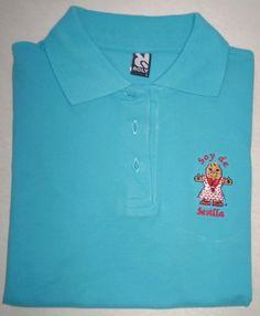 Artesanía Blázquez: Polos y camisetas bordados cofrade