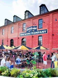 Fun Things to Do in Lancaster, PA - Thrillist Lancaster Pennsylvania, Pennsylvania History, Hershey Park, Amish Country, Day Trips, Weekend Trips, Weekend Getaways, Cool Places To Visit, Travel Usa
