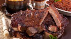 Fiorella's Jack Stack Barbecue of the ultimate BBQ road trip for 2013 via Fox News Rib Recipes, Grilling Recipes, Great Recipes, Favorite Recipes, Bbq Places, Places To Eat, Bbq Ribs, Barbecue, Jack Stack Bbq