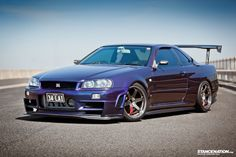 Eibach Equipped R34 on Stancenation