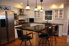 1000 Images About Kitchen Brainstorming On Pinterest Small Kitchens Kitchen Designs And L