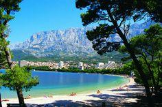 Makarska - beautiful city in Croatia
