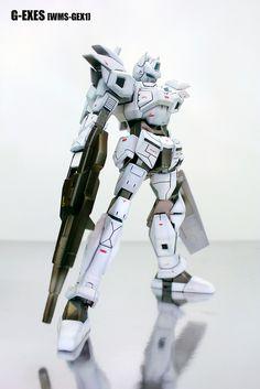 1/144 HG G-EXES Custom
