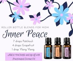 """We used to have """"Calgon take me away""""…now, it's essential oils, serenity now! Need some inner peace? Stop by our office to get this custom rollerball made! www.essentialoiljourney.net #innerpeace #essentialoils #health"""