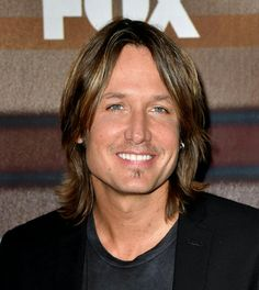 """Keith Urban Photos Photos - Musician Keith Urban arrives at Fox TV's """"American Idol XIV"""" finalist party at The District on March 2015 in Los Angeles, California. Country Western Singers, Country Music Artists, American Idol Judges, Urban Hairstyles, Fox Tv, Billboard Music Awards, Keith Urban, Lady Diana, Nicole Kidman"""