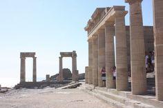 #Akropolis von #Lindos, #Rhodos