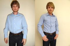 Before and After Tailoring 2
