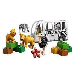 LEGO - Duplo Zoo Bus [10502 - 19 pcs]