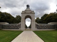 Delville Wood South African National Memorial, Longueval, Somme, France. Courtesy of Heather Anne Johnson.