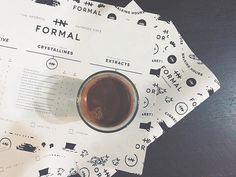 The Informal Anymade Cafe on Packaging Design Served