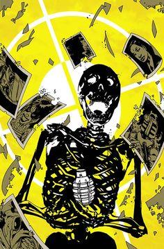 Suicide Squad - Jason Pearson