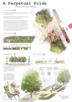New ideas landscape architecture board layout urban design Landscape Architecture Design, Architecture Board, Architecture Graphics, Architecture Drawings, Architecture Portfolio, Architecture Diagrams, Classical Architecture, Sustainable Architecture, Landscape Architects