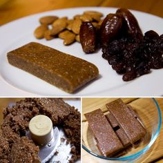 How to Make Fruit and Nut Bars aka homemade Larabars!