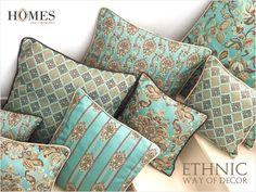 Ornamenting your #Home with textured style and luxury #Fabrics. Explore more on www.homesfurnishings.com #HomeFabrics #Cushions #Furnishings #FineFabric #HomesFurnishings