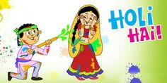 I wish a very Happy Holi