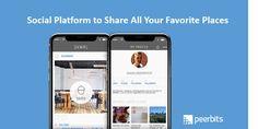 social platform for favorite Places App - Successful Development Story Mobile Applications, Mobile App Design, Travel Activities, Social Platform, App Development, Web Design, Create, Places, Road Trip Activities