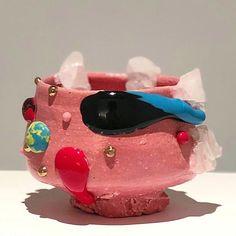 Contemporary Ceramics, Tea Bowls, Ceramic Artists, Piggy Bank, Christmas Ornaments, Holiday Decor, Instagram, Money Box, Savings Jar