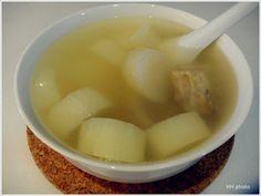 白萝卜排骨汤 - HH BLOG