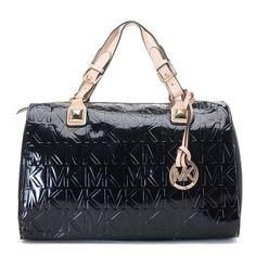 58 best michael kors grayson medium mk logo monogram satchels black rh pinterest com