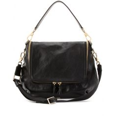 mytheresa.com - Anya Hindmarch - MAXI ZIP LEATHER SATCHEL - Luxury Fashion for Women / Designer clothing, shoes, bags