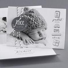 Birth Announcement / Alice                                                                                                                                                                                 More