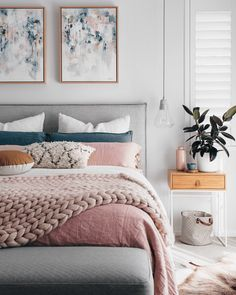 Pink has a bad rap for looking childlike, tacky, or for reminding you of antacids, but with a few styling tricks, a pink interior can go from bleak to chic.