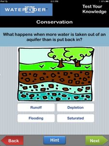 Play The Groundwater Foundation's free, fun quiz app for Apple products - Girl Scout Leader, Girl Scout Troop, Girl Scouts, Free Fun, Apple Products, Troops, Opportunity, Foundation, Knowledge