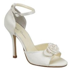Pearl Couture Designer Range dyeable satin - Womens Wedding Shoes Snuggle Shoes