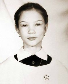 when Ekaterina Gamova was a little girl