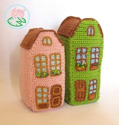 Adorable little houses!
