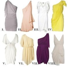 Fashion Draping | greek draping
