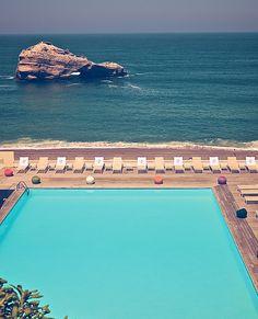 Je rêve de Biarritz en été