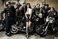 habermannandsons:  Rockers  Pinup